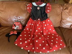 Minnie Mouse dress up! for Sale in Tarpon Springs, FL
