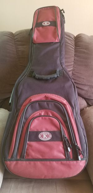 Kaces Guitar Case / Bag for Sale in Barstow, CA