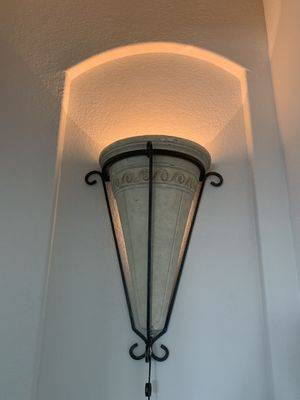 Wall Light Fixture for Sale in Liberty Hill, TX
