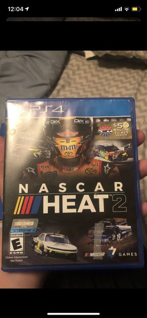 Nascar heat 2 for Sale in Bondurant, IA