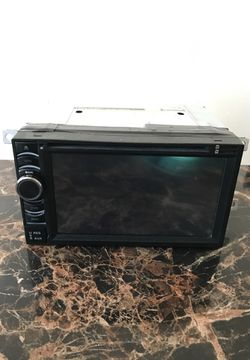 Touchscreen CD/DVD player for Sale in El Paso,  TX
