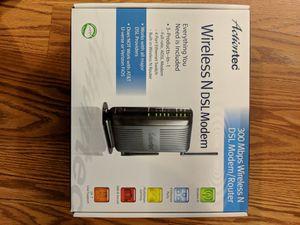 DSL modem 300mbps. CenturyLink for Sale in Kent, WA