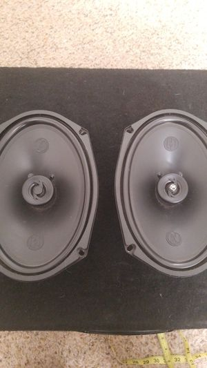 2 Memphis car audio 6×9 mid speakers for Sale in Modesto, CA