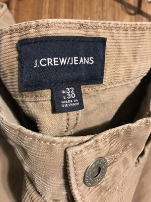 J crew jeans men size 32 for Sale, used for sale  Brooklyn, NY