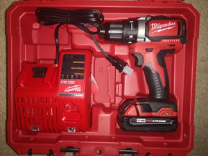 "Milwaukee 2701-22CT M18 1/2"" Compact Brushless Drill/Driver Kit for Sale in Memphis, TN"