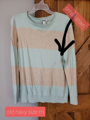 Old navy size m for Sale in Rice, VA