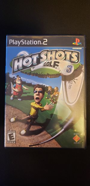 Hot Shots Golf 3, 2003, Sony Playstation 2, PS2, Complete for Sale in Los Angeles, CA