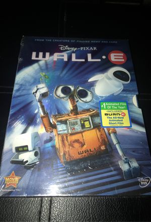 Disney's Wall E DVD brand new sealed for Sale in Corona, CA