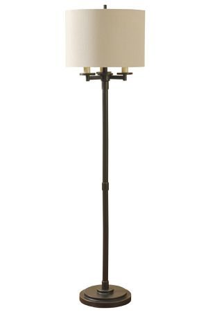 Gwg Outlet Madison Four Arm Floor Lamp in Bronze Finish L72754DS for Sale in Sunrise, FL