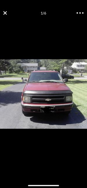 1996 Chevy Blazer LT for Sale in Manalapan Township, NJ