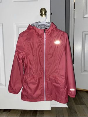 Pink North Face Rain Jacket for Sale in Marietta, GA