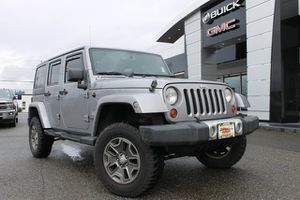 2013 Jeep Wrangler Unlimited for Sale in Auburn , WA