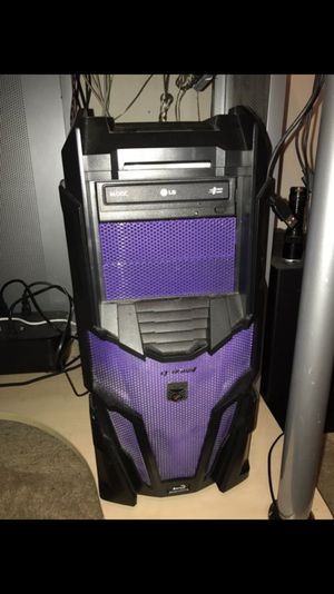 prebult cybertron shockwave gaming pc for Sale in Austin, TX