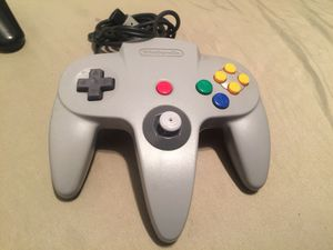 N64 Controller and power brick for n64 for Sale for sale  Brooklyn, NY
