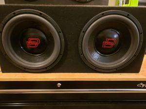 DD 2512 D4 subs for Sale in West Palm Beach, FL