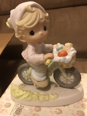 Precious moments figurines $12 each for Sale in Canby, OR
