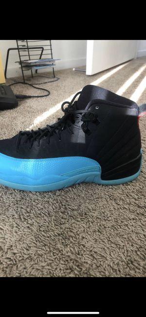 Jordan 12 gamma blue size 11 for Sale in Hayward, CA
