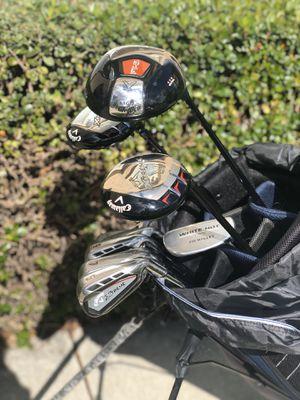 Callaway Golf Club Starter Set for Sale in San Ramon, CA