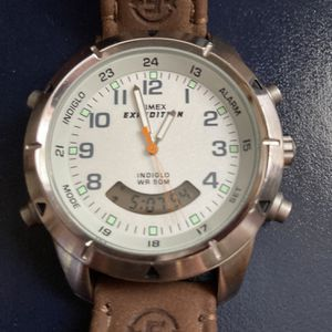 Men's Timex Expedition Indiglo Watch-59m for Sale in Lake Worth, FL