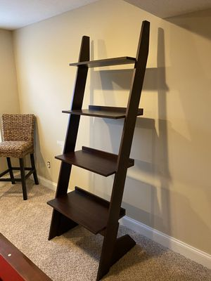 Stair style shelves for Sale in GRANDVIEW, OH