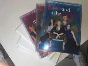 SEX IN THE CITY DVD SEASONS 1-6 for Sale in Oakland Park, FL