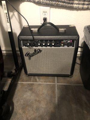Fender frontman 15 G amp for Sale in El Mirage, AZ