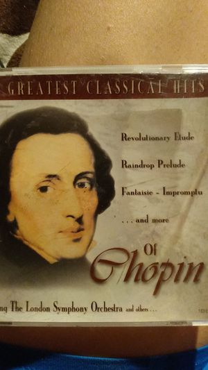 The greatest classic hits of Chopin for Sale in Lake View Terrace, CA
