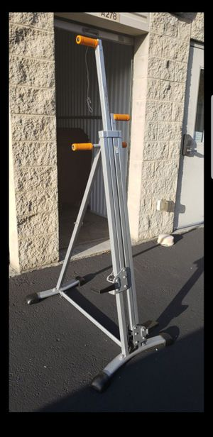 Hill climber, climber exercise equipment for Sale in Renton, WA