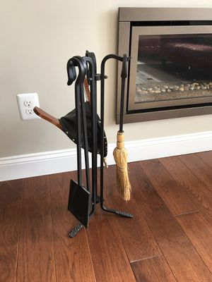 Fireplace tool set for Sale in Potomac Falls, VA