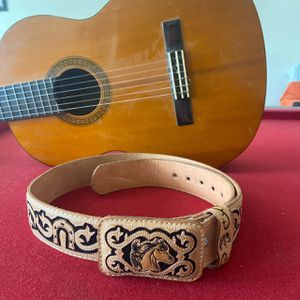 Hand Made Cowboy Belt for Sale in Watsonville, CA