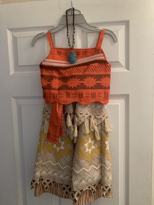 Moana outfit for Sale in Miami Gardens, FL