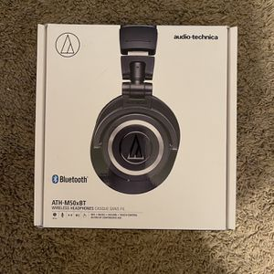 Audio Technica BT Headphones for Sale in Nashville, TN