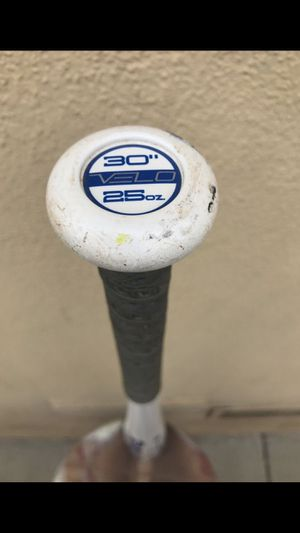 Rawlings velo baseball bat for Sale in Whittier, CA
