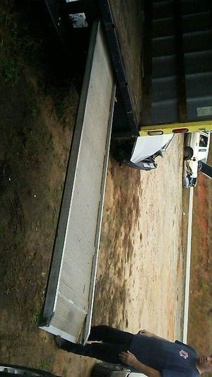 Wanted a Box ban van ramp for a 16 foot box for Sale in Martins Ferry, OH