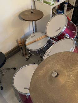 Gammon used Drum set for Sale in Redwood City,  CA