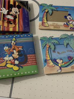 Walt Disney Mickey Mouse Photo Albums And Picture Frames for Sale in Miami,  FL
