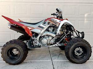 🎁● FOR SALE ●🎁2008 Yamaha Raptor Final Price$800●🎁 for Sale in Bridgeport, CT