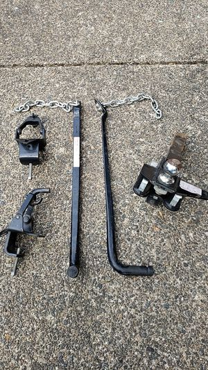 Draw Tite - weight distribution trailer hitch for Sale in West Linn, OR