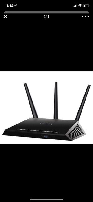 Netgear WiFi router r700 for Sale in Marina del Rey, CA