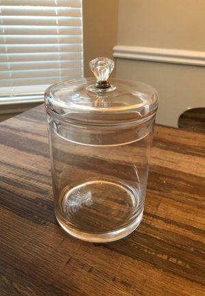 Glass jar for Sale in Austin, TX