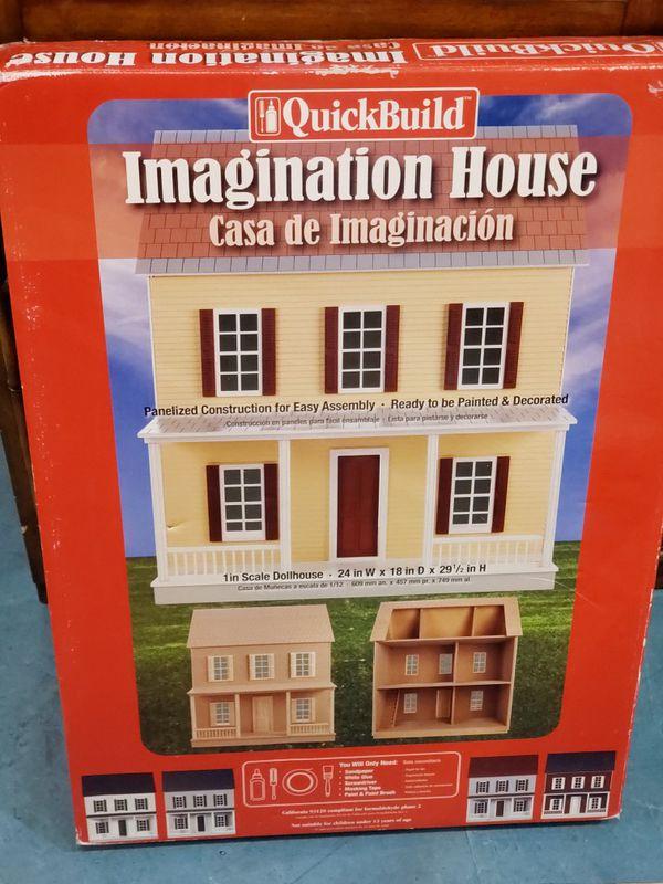 Imagination house
