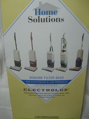 Electrolux STYLE U Vacuum Bags NEW Model U QTY 6 for Sale in San Diego, CA