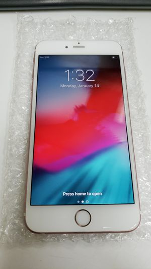 iPhone 6s Plus 64Gbs Rose Factory Unlock for Sale in Miami, FL