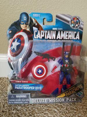 Captain America figure for Sale in Bonney Lake, WA