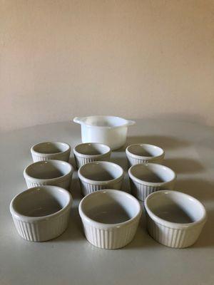Ramekins - set of 9 for Sale in Arlington, VA
