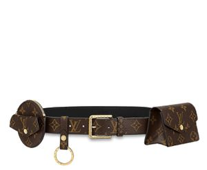 Louis Vuitton Daily Multi pocket 30MM Belt for Sale in Federal Way, WA