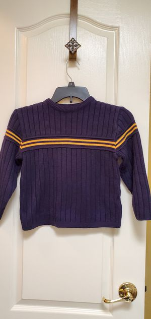 Boys size 8 sweater in excellent condition navy blue firm offers only if listed it's available for Sale in Chula Vista, CA