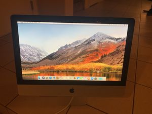 Apple iMac 🖥 All-in-One Desktop Computer with Logic Pro X, Adobe CS5 Suite, iWork, iLife and Final Cut Pro, iMovie, GarageBand for Sale in Las Vegas, NV