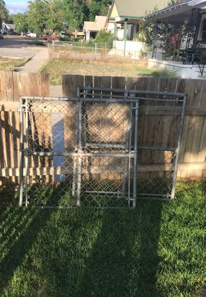 "42"" by 44"" chain link fences for Sale in Boone, CO"