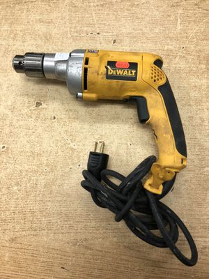 "DEWALT DW235G 7.8 Amp 1/2"" Variable Speed Reversing Corded Drill for Sale in Baltimore, MD"